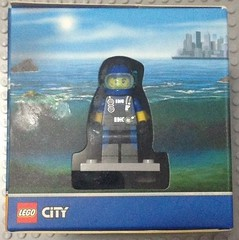 LEGO Minifigure Cube 5004077 - City Exploration