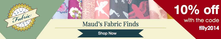 Mauds Fabric Finds