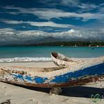 Fishing Boats at Pointe Sable - Port Salut, Haiti