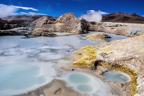 bolivia geyser altiplano géiser geisers soldemañana southernbolivia reservaeduardoavaroa eduardoavaroa