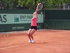 Roland Garros 2012 - Agnieszka Radwanska