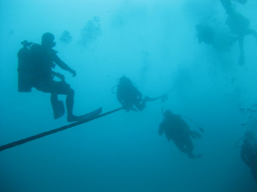 Descent to the Wreck of the Alma Jane, Sabang, Puerto Galera