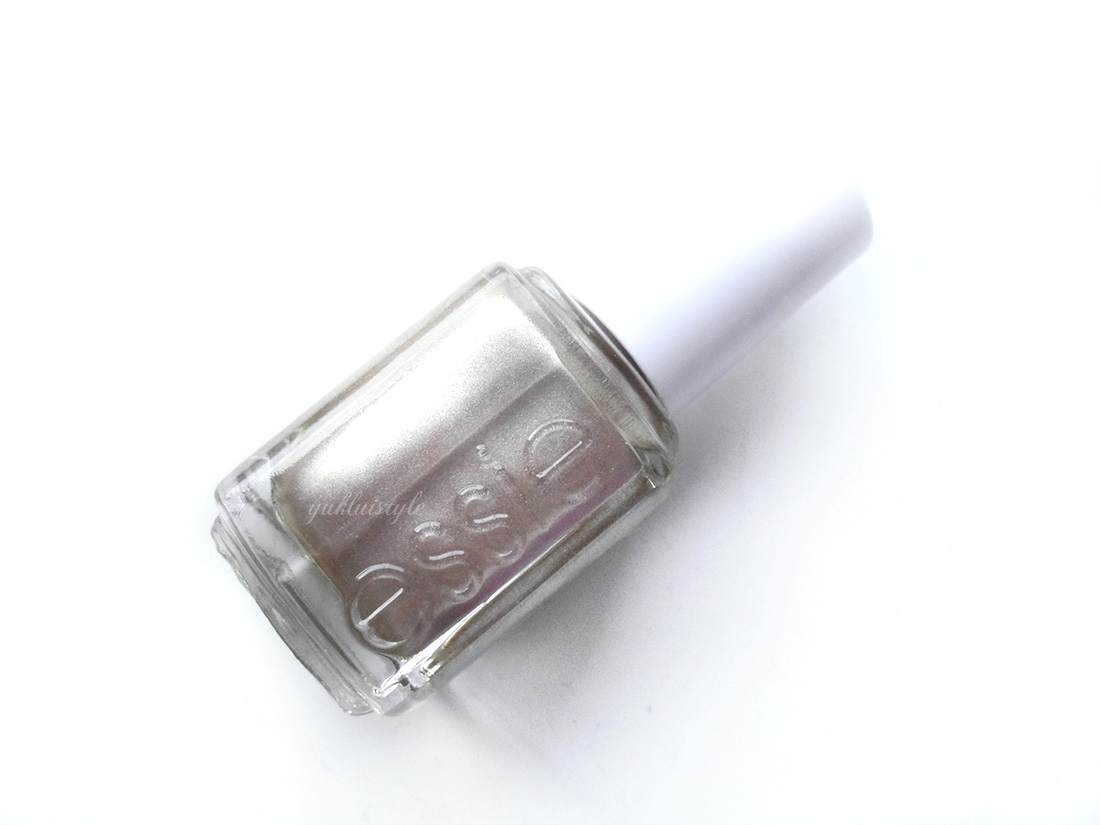 Essie Penny Talk review and swatch