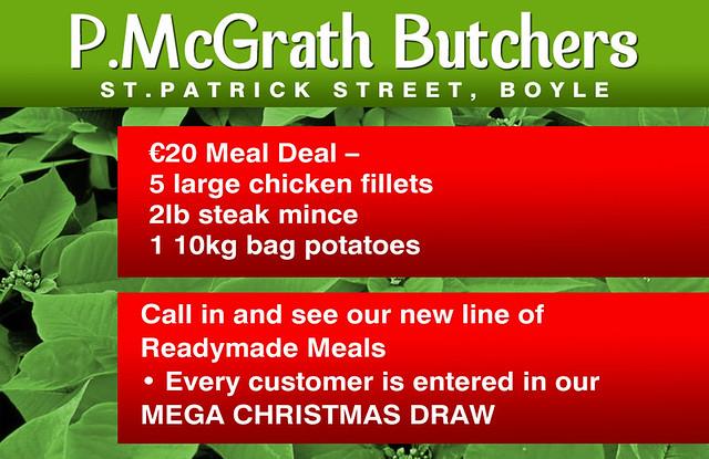 P. McGrath Butchers