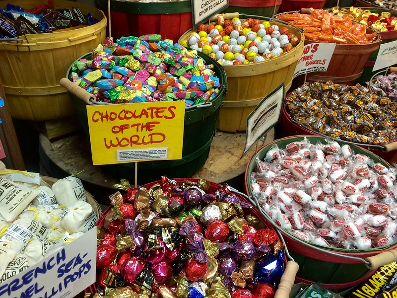 Chocolates of the world