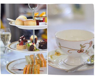 High Tea Fundraiser for Borderless Friendship WA