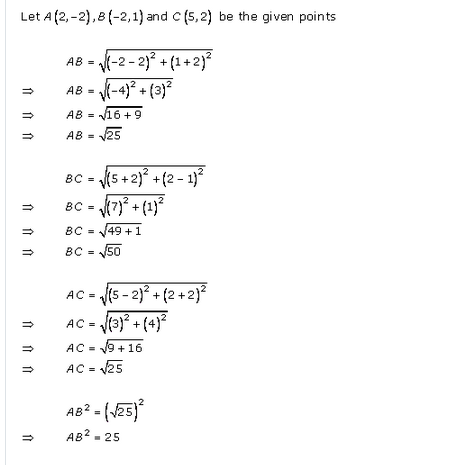 RD-Sharma-class 10-Solutions-Chapter-14-Coordinate Gometry-Ex-14.2-Q10