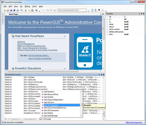 Dell Compellent Storage Center Command Set Shell cmdlets » boche net