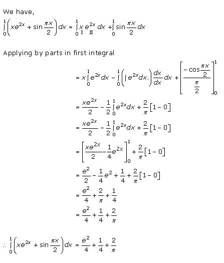 RD Sharma Class 12 Solutions Chapter 20 Definite Integrals Ex 20.1 Q48