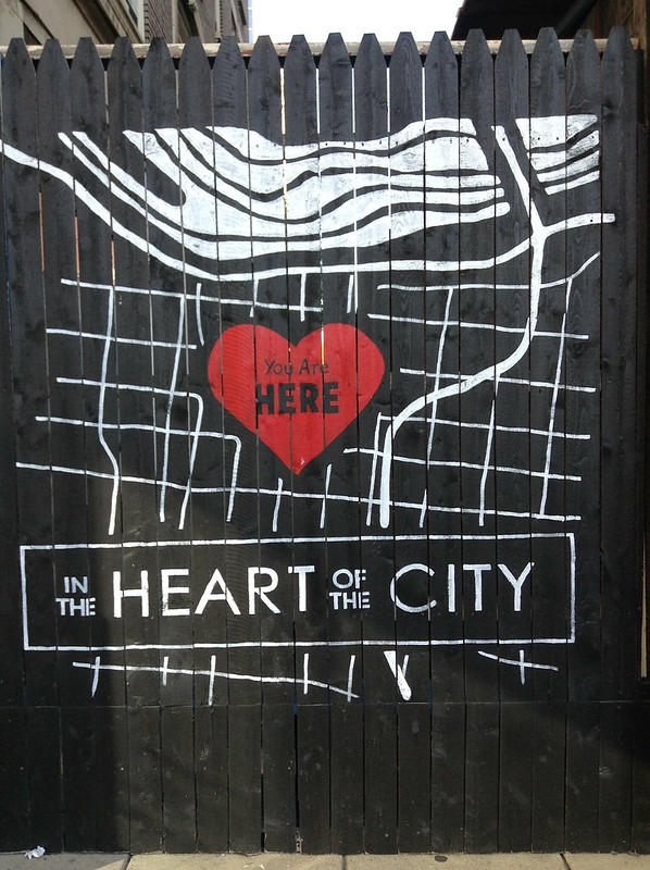 In the Heart of the City
