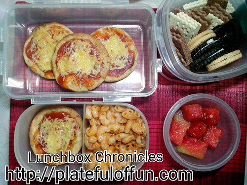Lunchbox Chronicles January 14, 2015