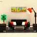 Living Room Couch Set by kosbrick