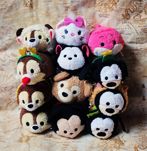 All the Tsum Tsums