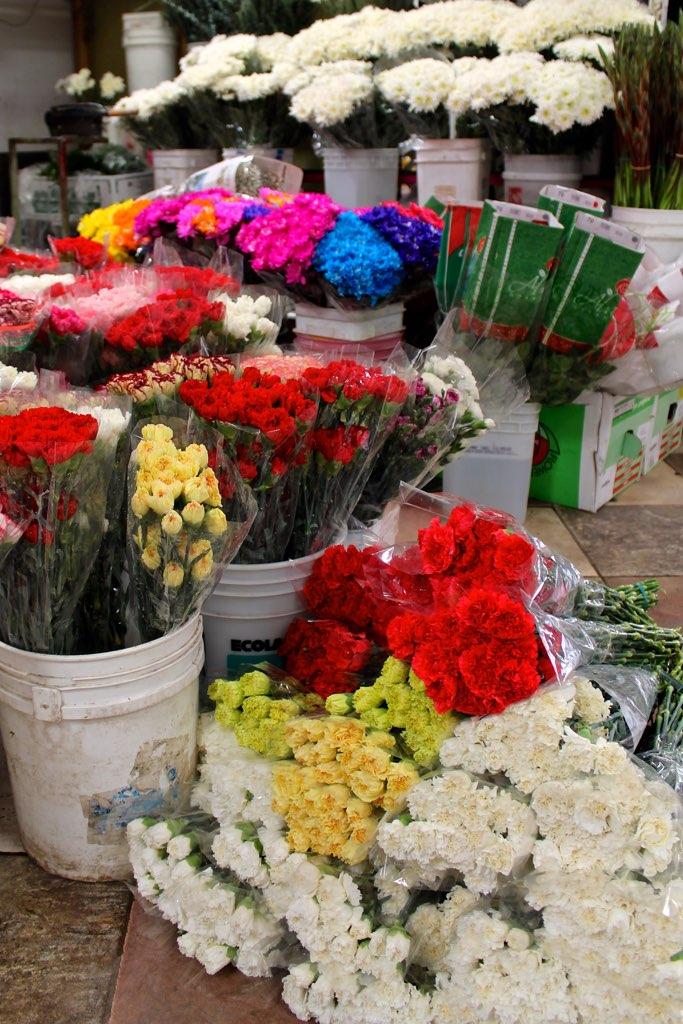flower bouquets #DTLA