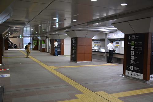 下関駅:切符売り場