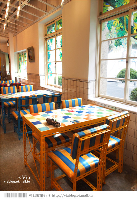 【台北幾米餐廳】華山幾米品牌概念餐廳~故事團團轉/是美味的餐廳,更是文創概念店12
