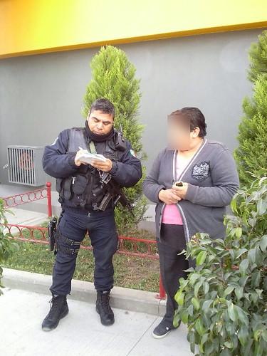 Policías frustran nuevamente intento de extorsión