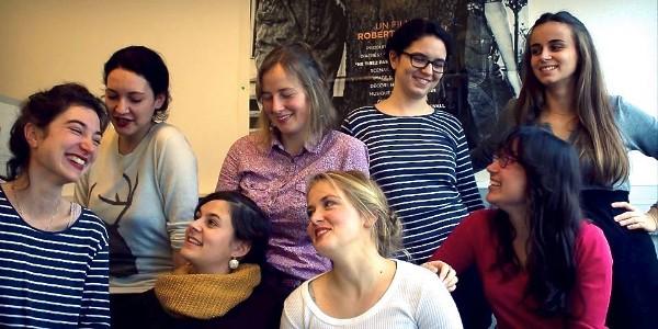Team Berlin sur Seine