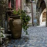 per le vie del borgo...   Sacrofano (RM) Italia