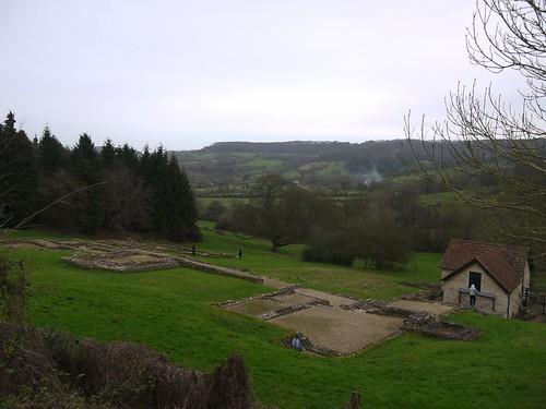 Great Witcombe - Roman Villa