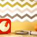 Vintage Kitchen Alarm by KOS brick