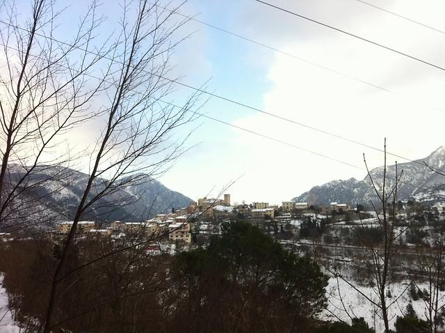 Escursione sul monte frasassi