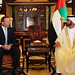Meeting with Sheikh Mohammed bin Rashid, Vice President and Prime Minister of the UAE by Tony Abbott