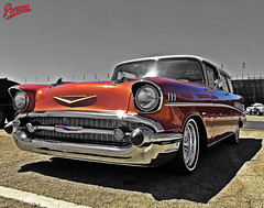 Chevy Bel Air Wagon