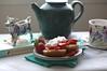 Strawberry Shortcake, a spring celebration.