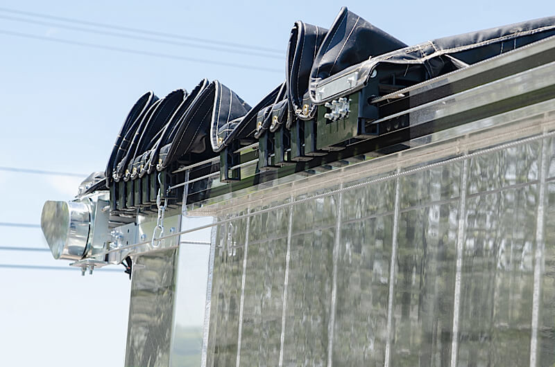 Crank N Go 3 Dump Tarp System Aero Industries