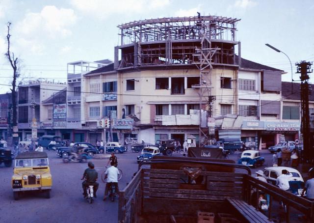 SAIGON 1966 - Ngã tư Phú Nhuận