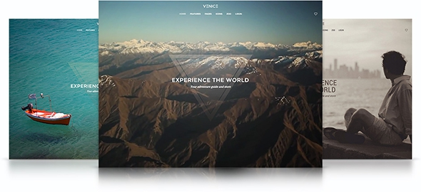 YooTheme Venice v1.0.8 - Template For Joomla 3.x