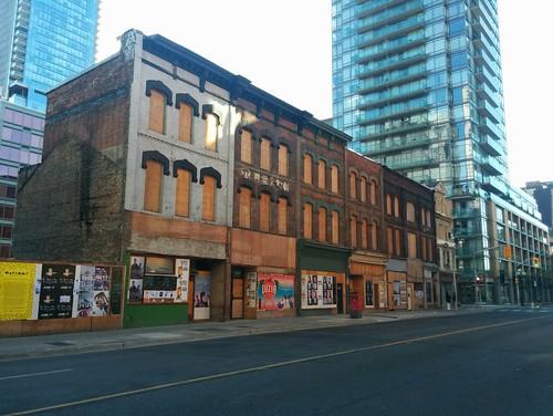 Yonge Street at Yorkville Avenue