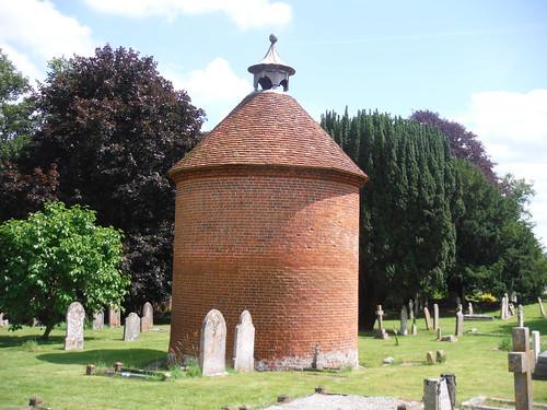 Columbarium, St. Mary's, Broughton