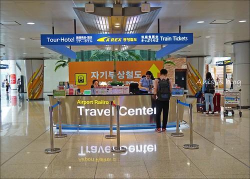 仁川機場、首爾交通_007