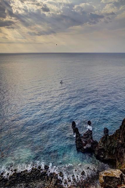 Senggigi beach : HDR