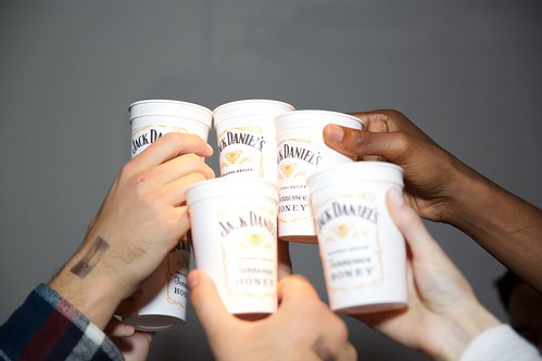 Jack Daniel's Cheers