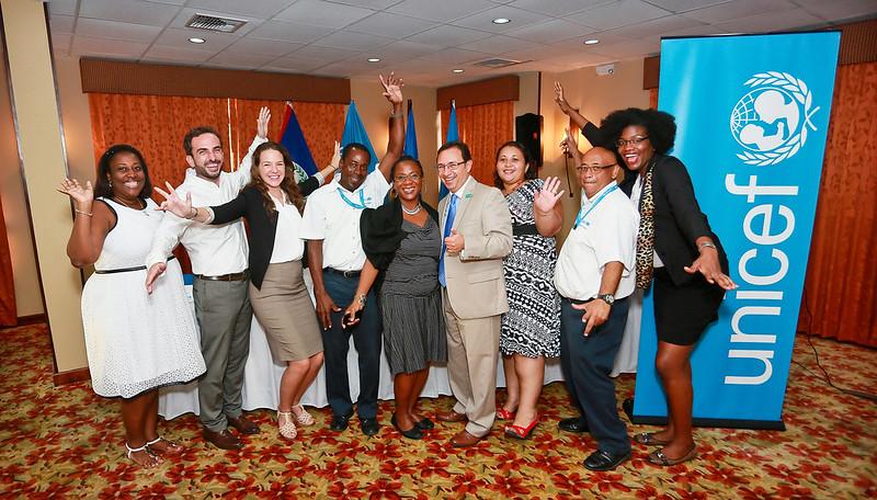 CRC@25 Event Belize City