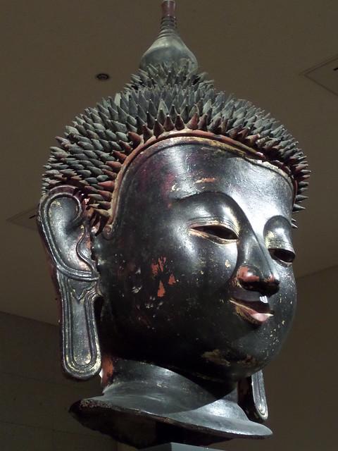 Shakyamuni Buddha Head, 16th Century