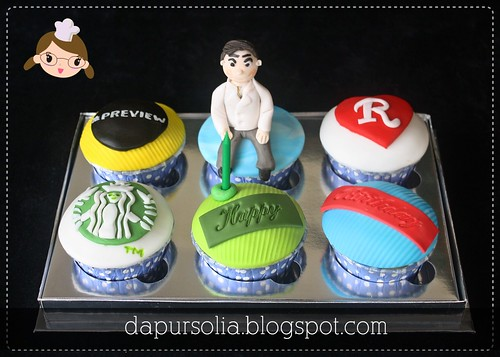 Cupcake for Doctor