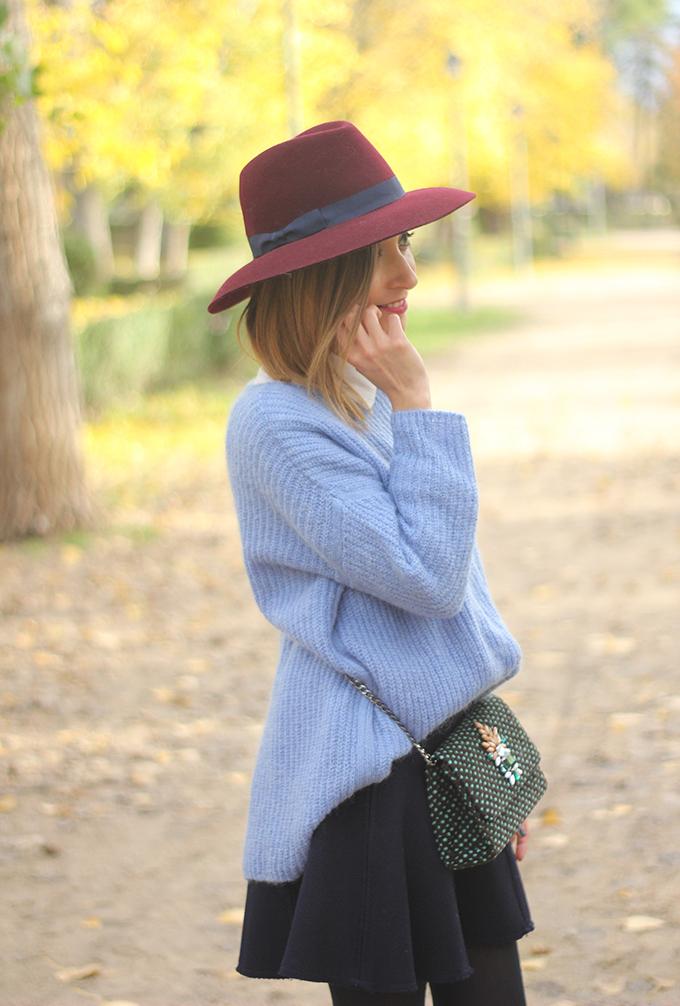 Blue Light Sweater _ Besugarandspice12