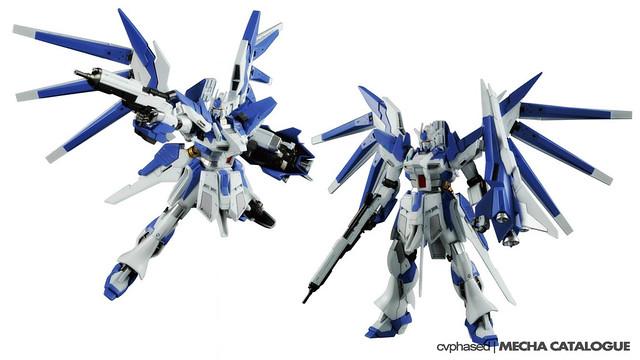 HGBF Hi-Nu Gundam Vrave