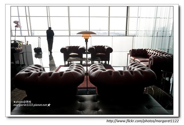 【香港】國泰航空香港機場貴賓室