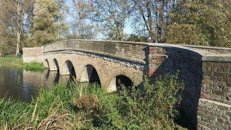 Five Arch Bridge #LondonLOOP #sh