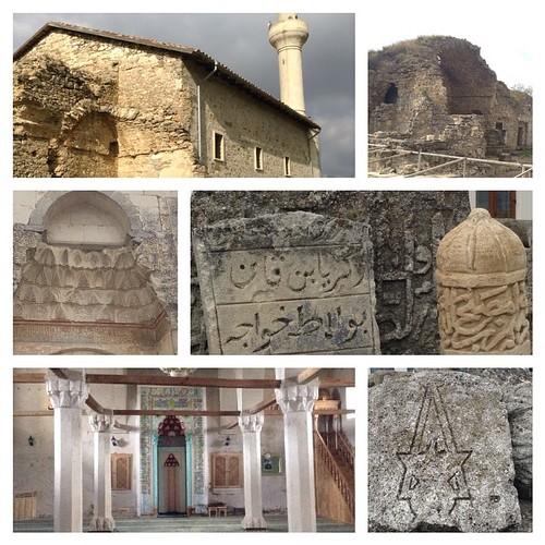 По соседним улицам. Мечеть Узбека, которой на днях стукнуло 700 лет #старыйкрым