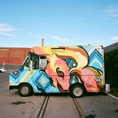 graffiti trucks