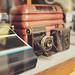 Vintage cameras by nina's clicks