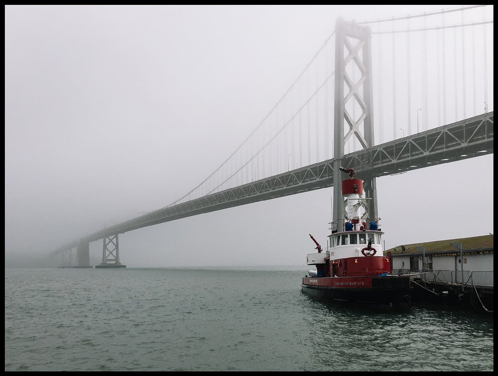 Guardian Fireboat No. 2 - San Francisco - 2014