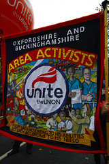 """""""Britain Needs A Pay Rise"""" - TUC March 18th October 2014"""