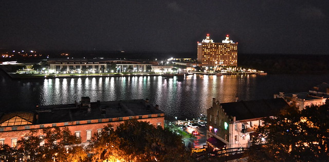 holiday inn express savannah - view